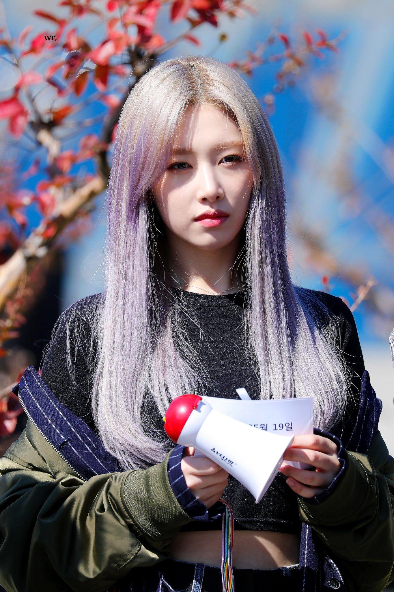 Pin By Honeyhuihyeon On Euijin Kpop Hair Kpop Girl Groups Kpop Girls