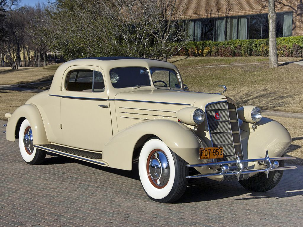 1934 Cadillac V8 355-D Stationary Coupe by Fleetwood (5788) | Cars