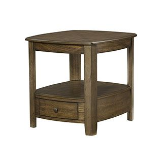 Hammary offers a variety of styles in Occasional Tables Chairsides