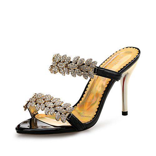 I74lR3dU LvYuan femme mariage à Chaussures ouvert bout de automne wX8n0PkO