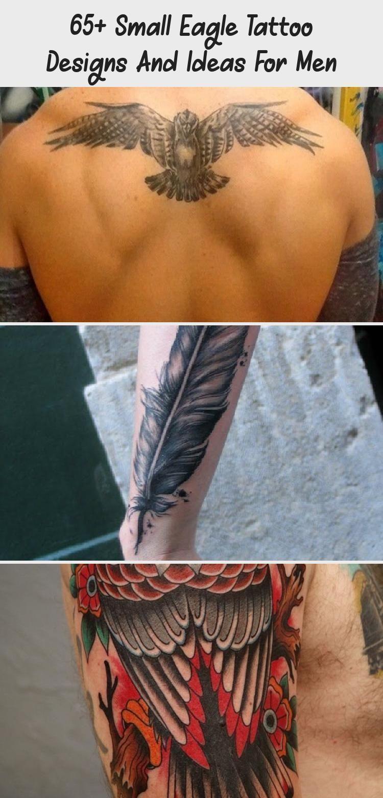 Photo of 65+ Small Eagle Tattoo Designs und Ideen für Männer – Tattoo İdeas – 65+ Smal…