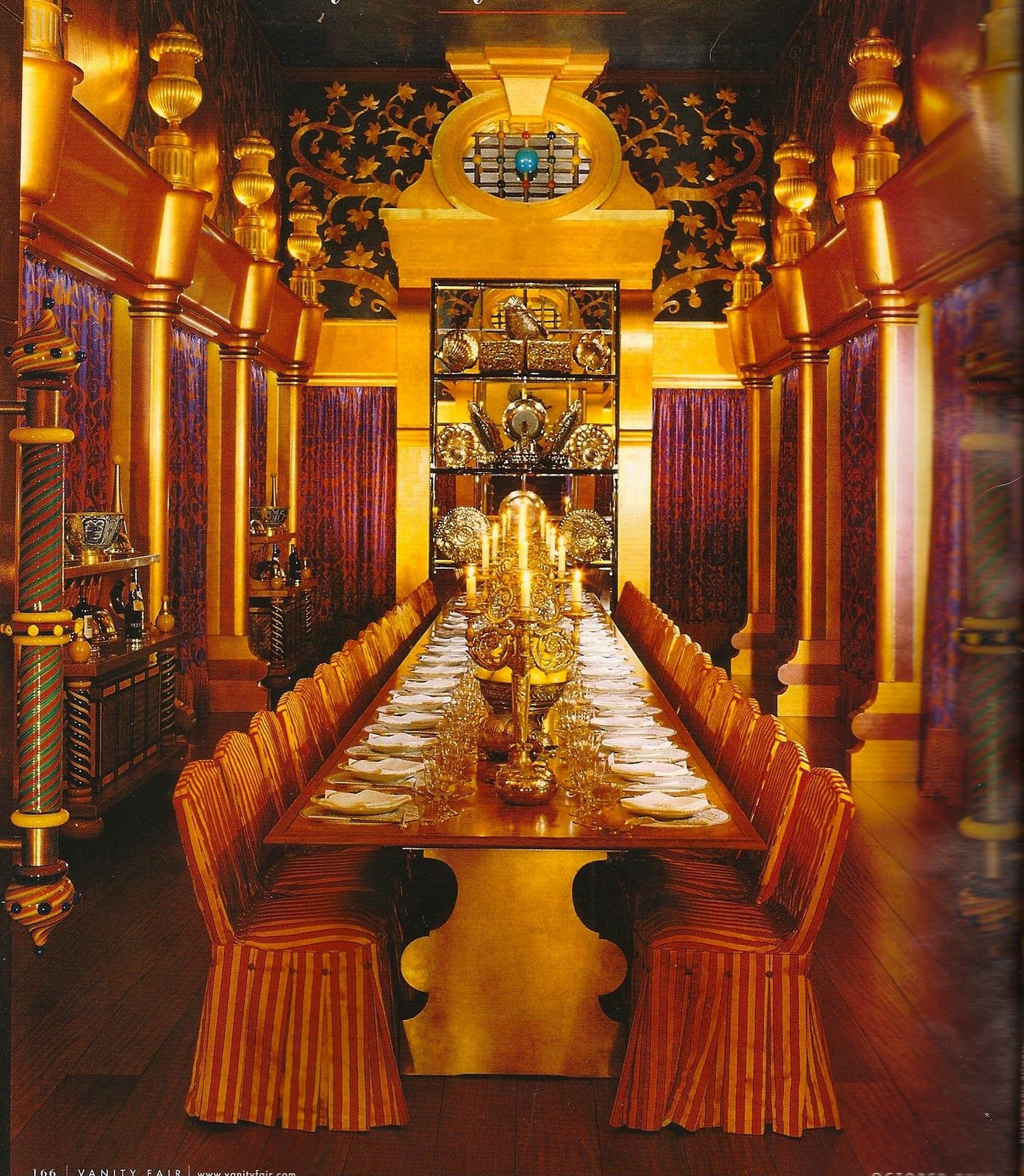 Sao Schlumberger S Dining Room Gabham O Keeffe House Of Beauty Holiday Interior Provence Style