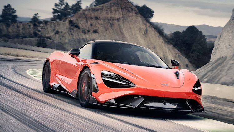 2021 McLaren 765LT Photo Gallery in 2020 Super cars