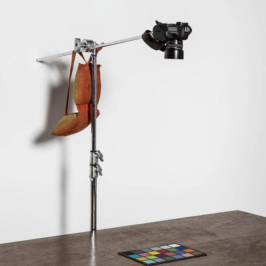 Creating a Top-Down Still Life Setup | Photography Techniques for ... for Lamp Product Photography  146hul