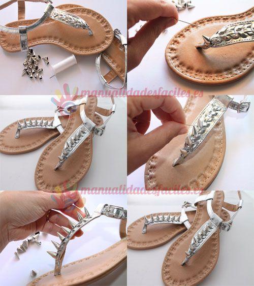 decoracion zapatos joyas pinterest zapatos