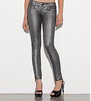 Super Skinny G by Guess Gunmetal Jeans #17ShoppingInsider