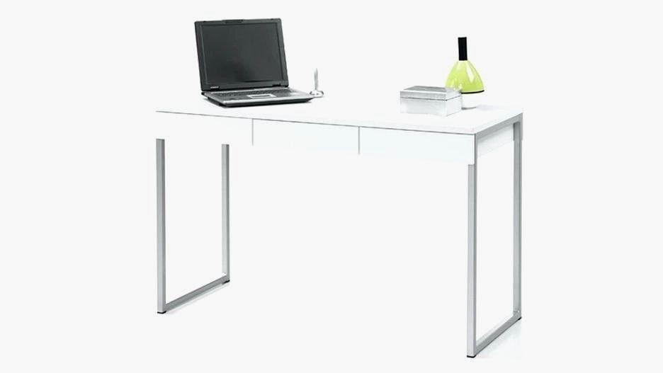 Schon Schmaler Schreibtisch Weiss Schreibtisch Schmal