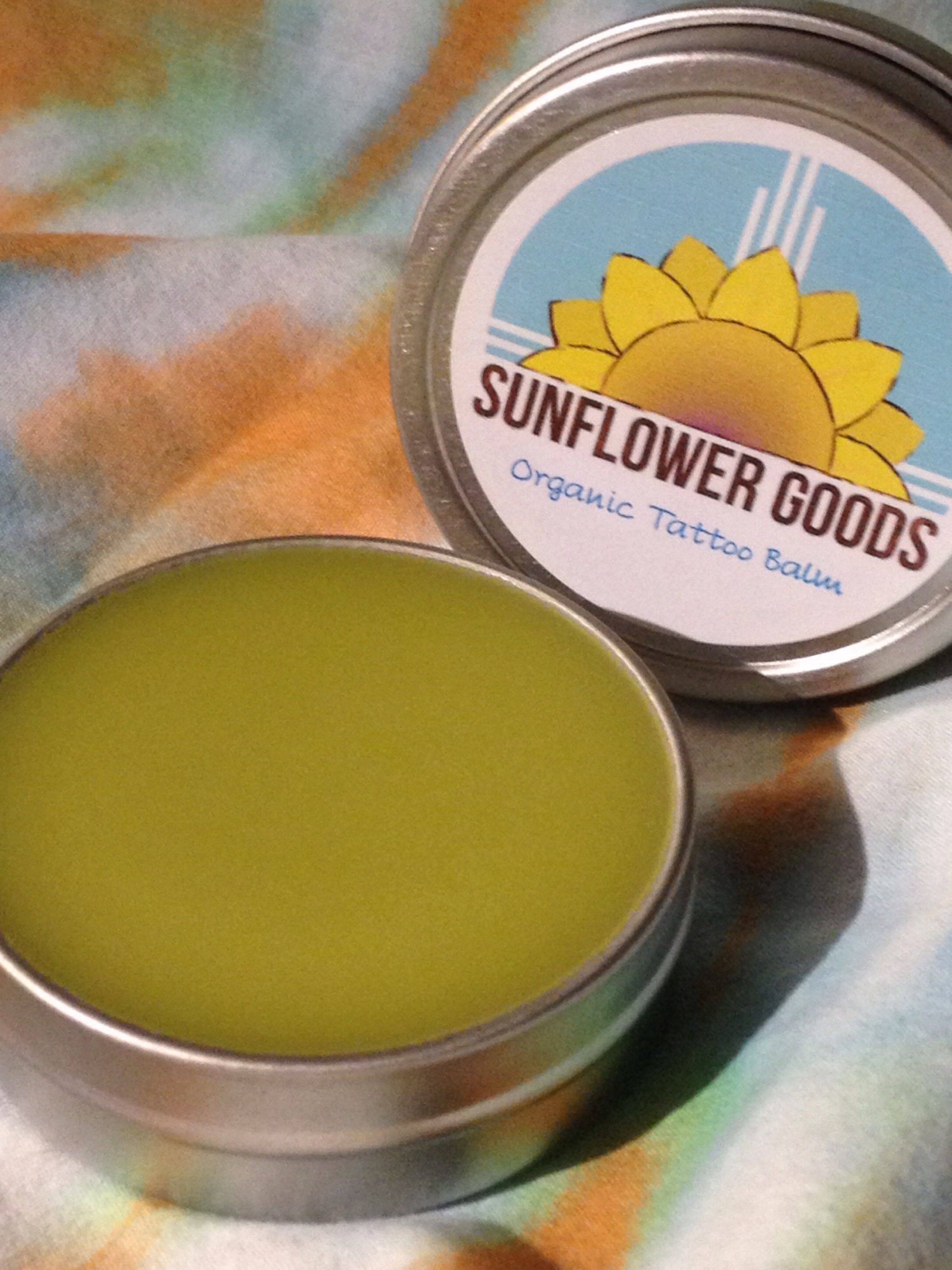 Organic Tattoo Balm This Awesome Balm Was Created By Using An