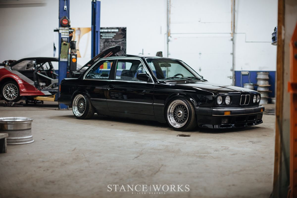 bbsrse30swappeds50s52 E30, Bmw e30, Bmw old