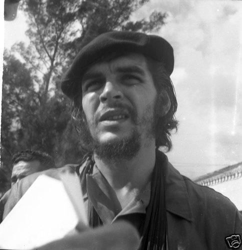Che Guevara and Fidel Castro Photographs #cheguevara