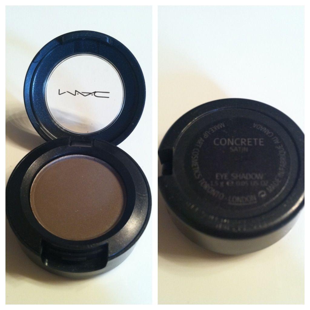 MAC Eyeshadow - Concrete