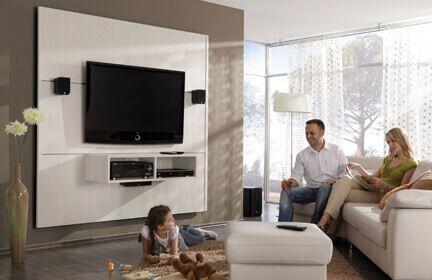 Uitzonderlijk tv kabels verbergen - Google zoeken | Ideeën | Pinterest @BG39