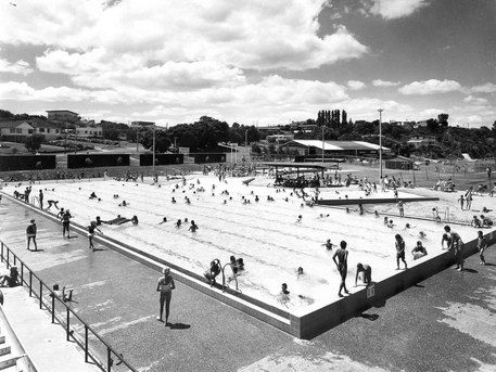 Swim a rama panmure auckland new zealand auckland - Mission bay swimming pool auckland ...