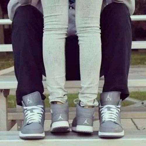 his & hers matching shoes   Nike shoes cheap, Couple outfits ...