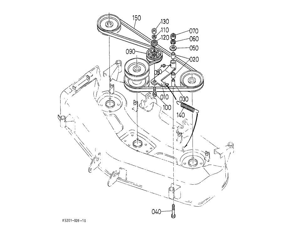 Craftsman Mower Deck Inch Spindle Sears Parts Installation furthermore Fe D F N in addition Omgx K A additionally Diagram furthermore Diagram. on kubota mower deck parts diagram