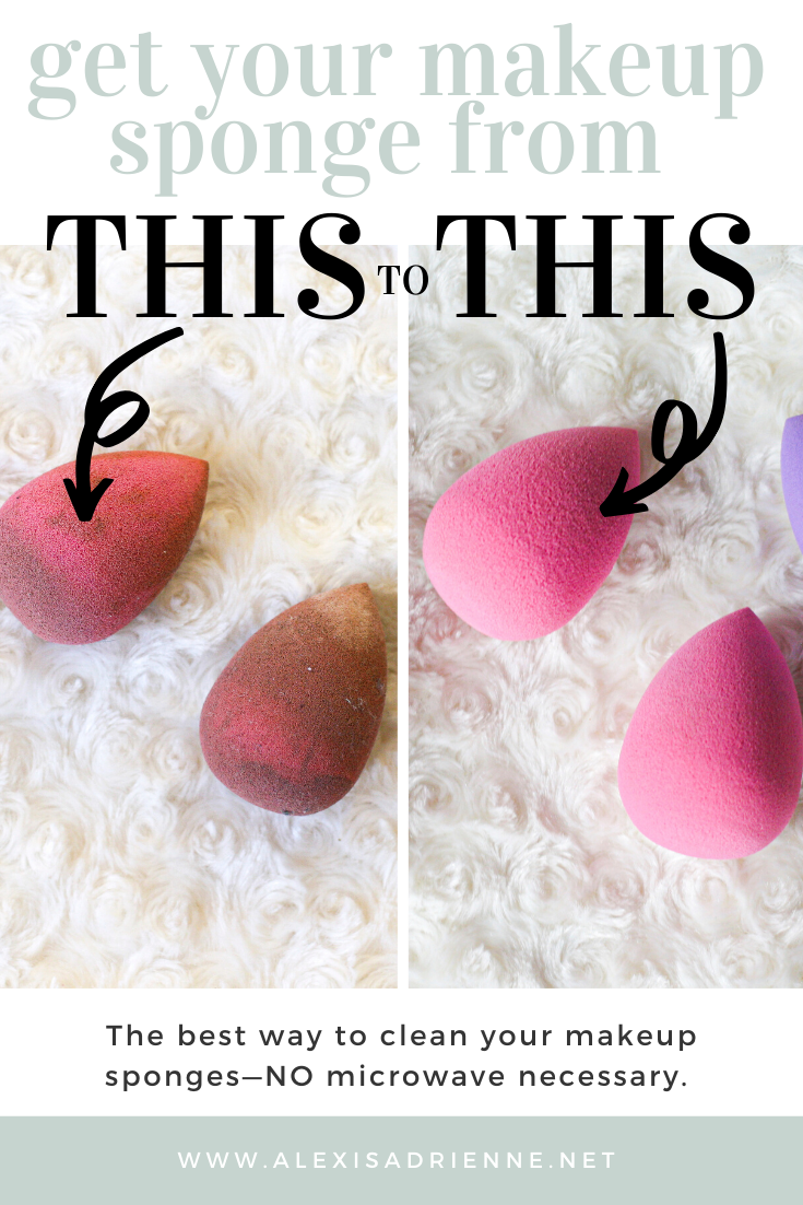 How to Clean a Makeup Sponge (Properly!) in 2020 Makeup