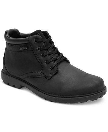 Rockport Men's Rugged Bucs Waterproof Plain Toe Boots - All Men's Shoes -  Men - Macy's