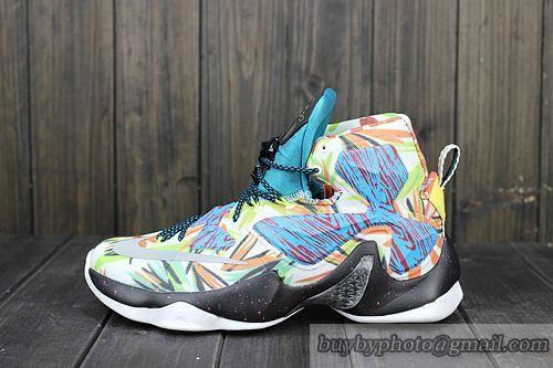 5ca007cfbd7 Mens Nike  LeBron 13  LEBRON 13 Basketball Shoes zoom Air yin And yang   812511-909