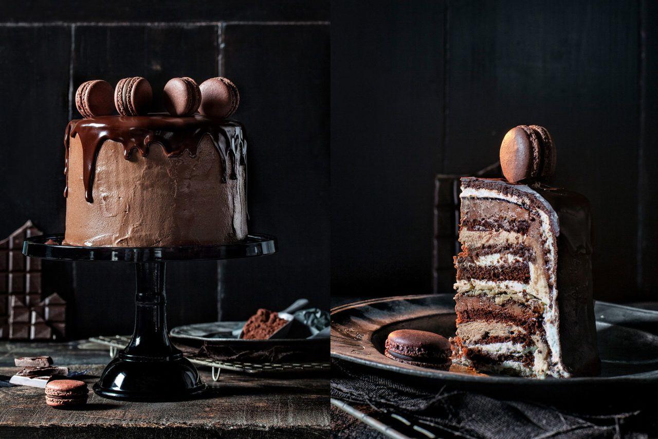 Geburtstagstorte Machtig Prachtig Schokoladig Geburtstagstorte Schokotorte Und Schokoladen Geburtstagskuchen