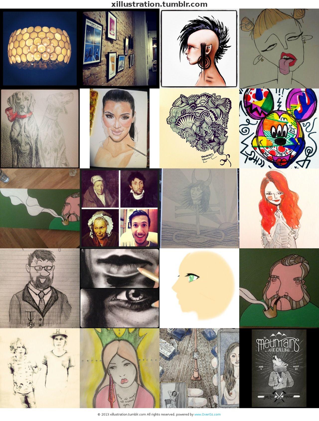 illustration - Source: http://xillustration.tumblr.com