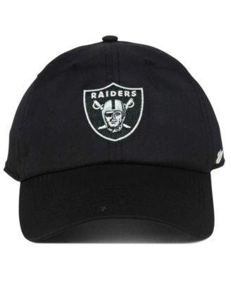 d0e06c6b8ea70  47 Brand Oakland Raiders Repetition Tech Clean Up Cap - Black Adjustable.