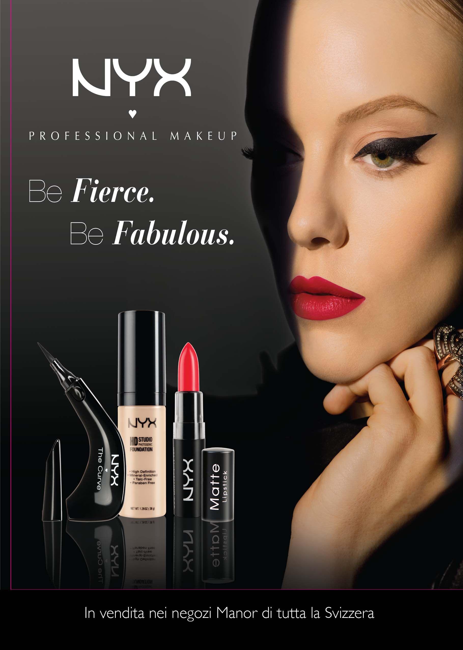 Nyx Cosmetics Kali Beauty Cosmetics Pinterest