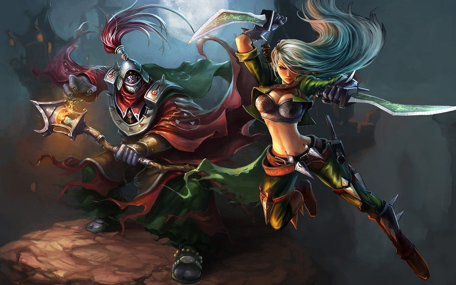 league of legends 3d game wallpaper leagueoflegends