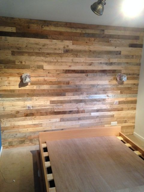 Reclaimed Timber Wall Pallet Projects Wall Timber Walls Living