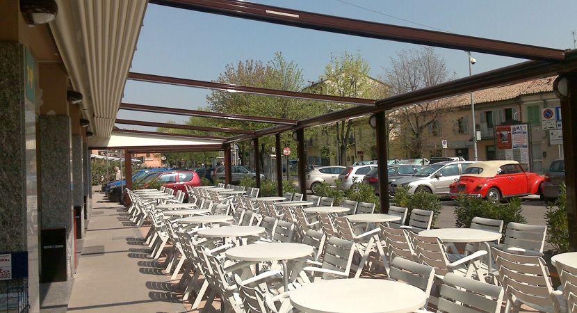 Pergola de aluminio para terraza buscar con google restaurante pinterest aluminio - Pergolas de aluminio para terrazas ...