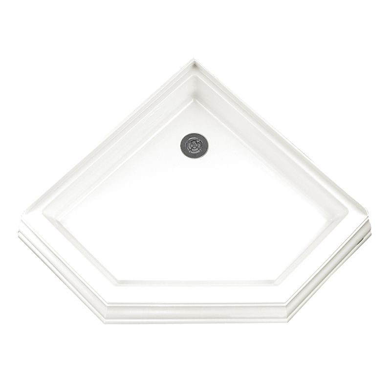 American Standard 3636 Neo Neo Angle 36 X 36 Reinforced Acrylic