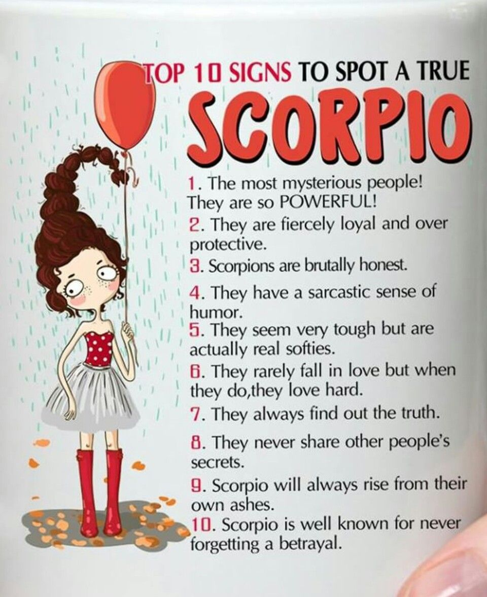 Never forgetting a betrayal        We The Scorpions !!!   Astrology