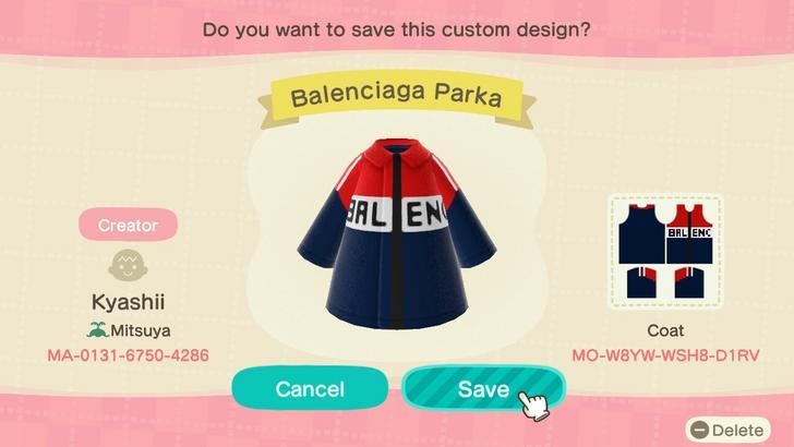 Ac 2nd Street Custom Design Animal Crossing Qr Funny Jokes