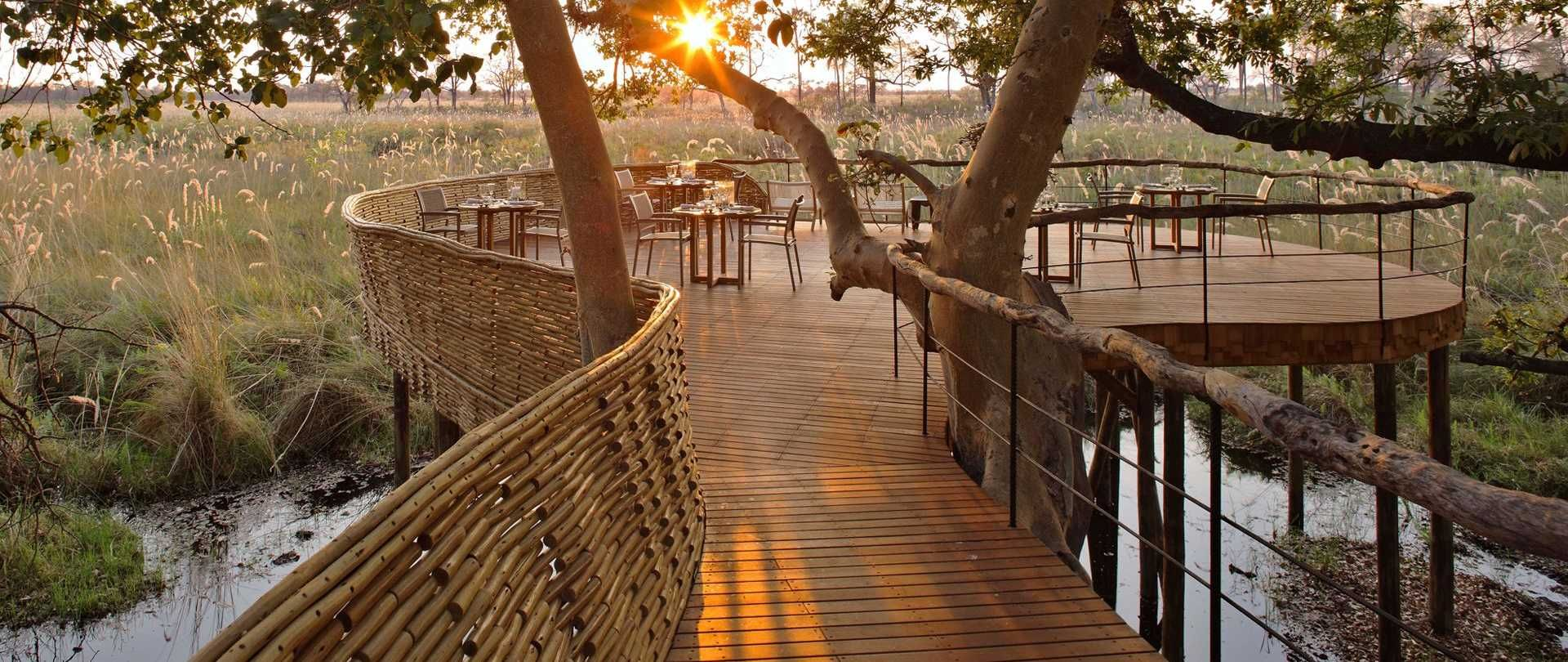 Grand A Botswana Safari At AndBeyond Sandibe Okavango Delta Lodge 47