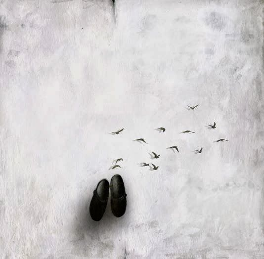 She flies with her own wings... | Sonia Maria Luce Possentini