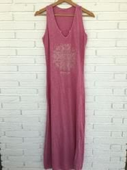 Dress long pink | 213 | Bohemian Barcelona, freespirit, lifestyle.