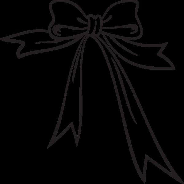 378ra Bow Clipart Black And White Free Clip Art Clip Art
