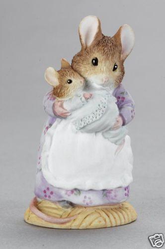 Beatrix Potter Hunca Munca & Baby Figurine NEW 10539 | eBay