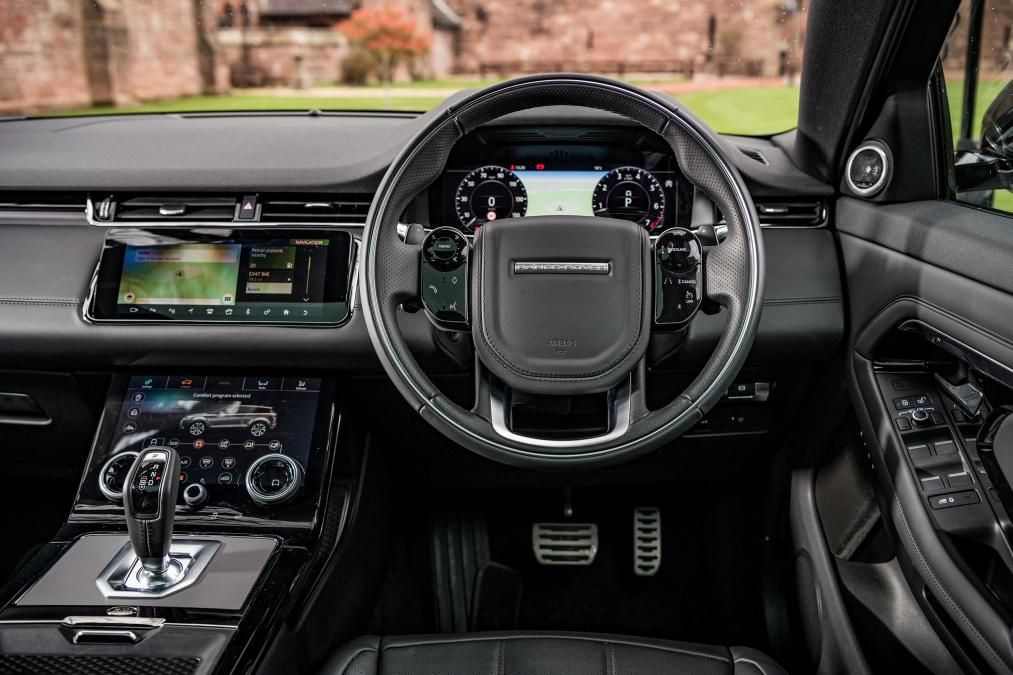 New Range Rover Evoque D180 2019 Review New Range Rover Evoque Range Rover Evoque Land Rover