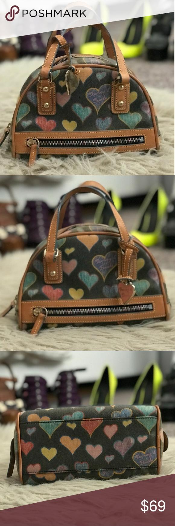 Dooney & Bourke Speedy Bag Cute on the go! This vintage