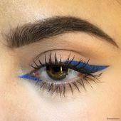 Photo of Tendance Eye Makeup 2019 # 3 – Les bleus intense eye makeup trend 2019 # 3 …
