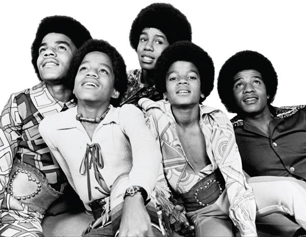The Jackson 5 - I can't imagine this picture in color o.O