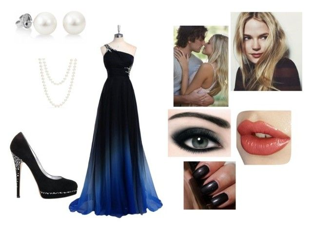 """""""Nessa's Ball Dress"""" by jamiloveyew on Polyvore featuring Casadei, Bobbi Brown Cosmetics, Max Factor and Red Camel"""