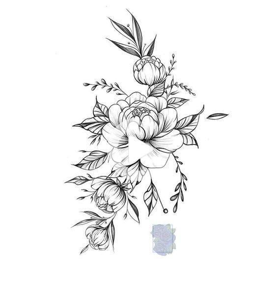 Tatuagem Rosazul no Instagram O design disponível para tatuagem    Tatuagem Rosazul no Instagram O design disponível para tatuagem