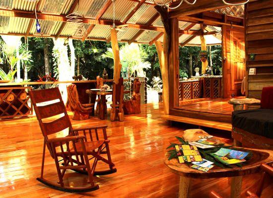 Congo Bongo - Dream Deluxe House Porch