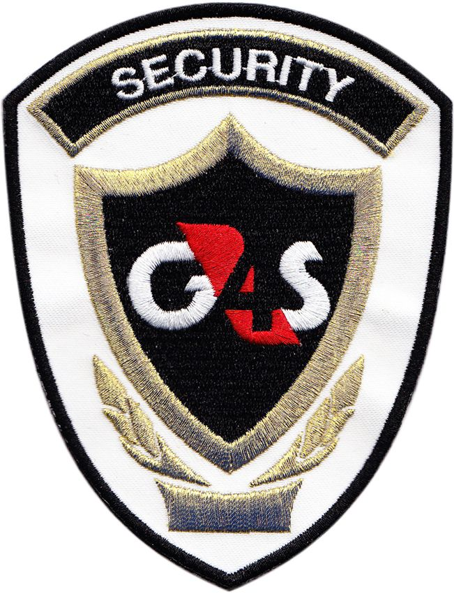 Security Embroidered Patch Badge Wholesale, Embroidered Patches Suppliers -  Alibaba