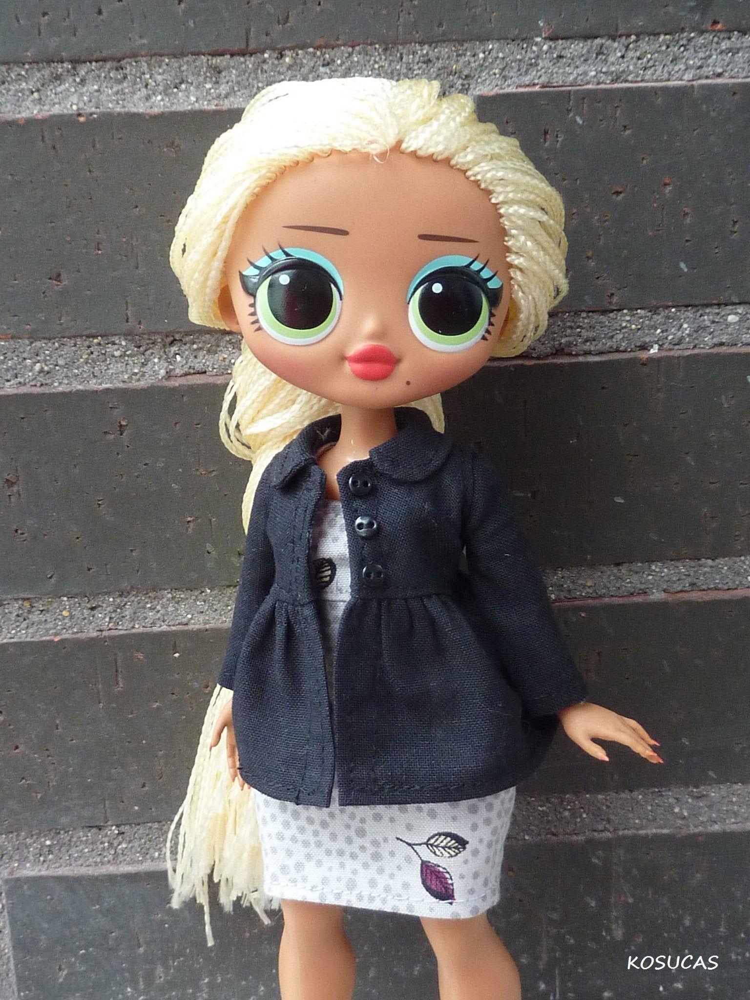 Outfit For Lol Omg Dolls Lol Dolls Squishies Kawaii Dolls Clothes Diy