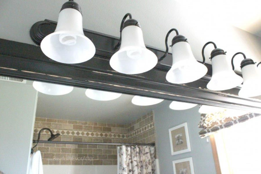 Farmhouse Bathroom Light Fixtures Adorable Farmhouse Bathroom Lighting Fixtures  Light Fixtures  Pinterest Review