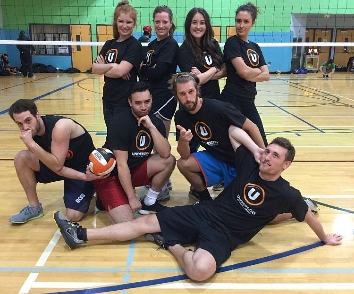 Volleyball Team Photo Epicness Volleyball Team Photos Indoor Volleyball Volleyball