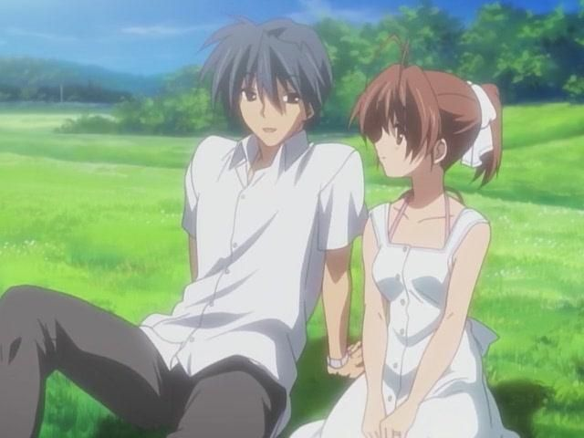 Tomoya Okazaki And Nagisa Furukawa Xd Clannad And Clannad Afterstory Clannad Anime Clannad After Story Clannad