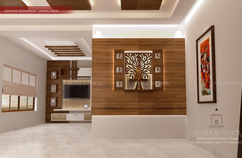 Living Area Living Room Interior Design Kochi Ernakulam Kerala In 2021 Living Room Kerala Interior Design Living Room House Ceiling Design Kerala living room interior design